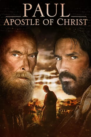 movie poster for Paul, Apostle Of Christ