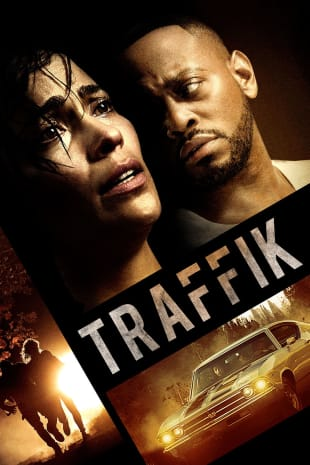 movie poster for Traffik