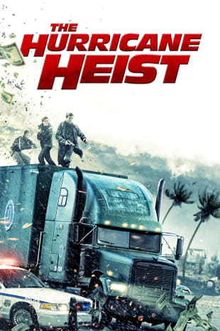 movie poster for The Hurricane Heist