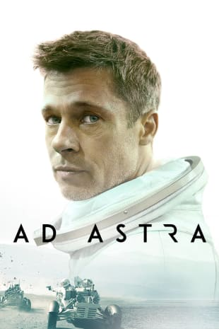 movie poster for Ad Astra