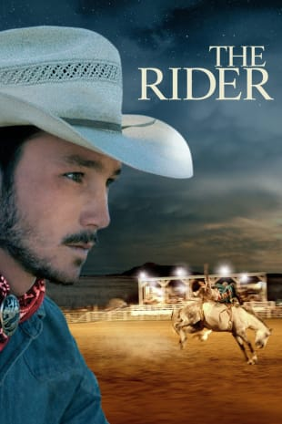 movie poster for The Rider