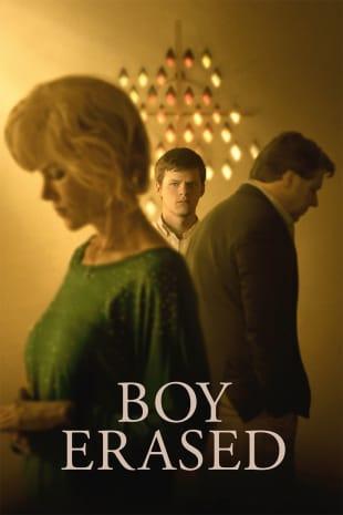 movie poster for Boy Erased