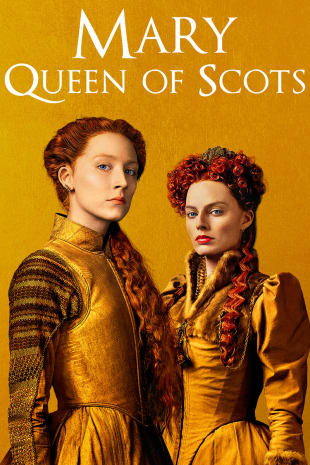 movie poster for Mary Queen Of Scots