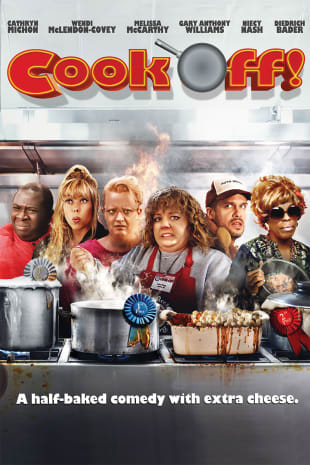 movie poster for Cook-Off!