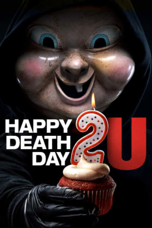 movie poster for Happy Death Day 2U