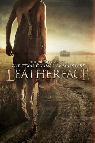 movie poster for Leatherface