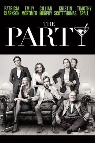 movie poster for The Party