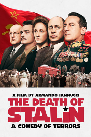 movie poster for The Death of Stalin