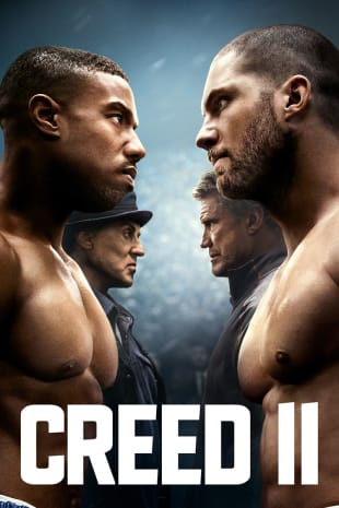 movie poster for Creed II