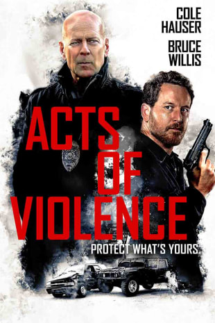 movie poster for Acts Of Violence