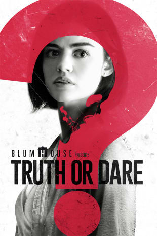 movie poster for Blumhouse's Truth Or Dare