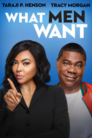 movie poster for What Men Want