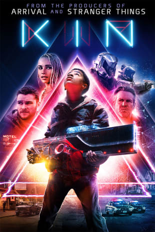 movie poster for Kin