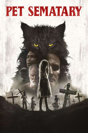 movie poster for Pet Sematary
