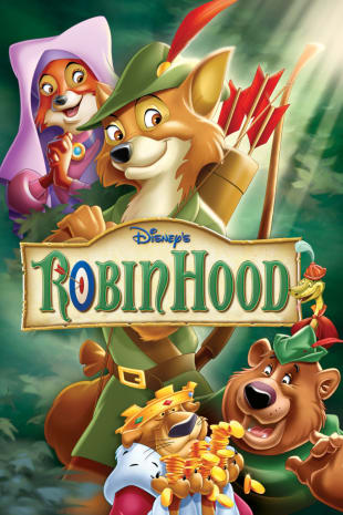movie poster for Robin Hood (1973)