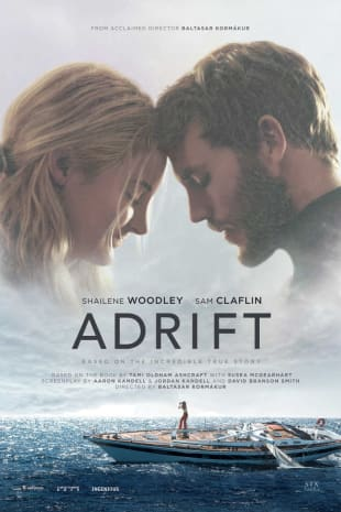 movie poster for Adrift