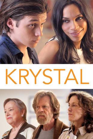 movie poster for Krystal