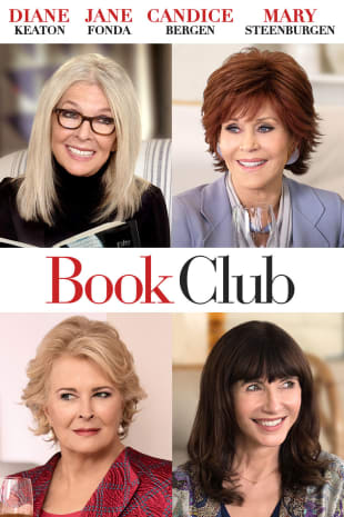 movie poster for Book Club