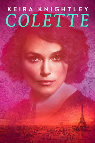 movie poster for Colette