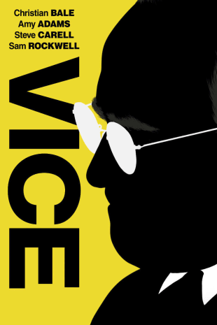 movie poster for Vice