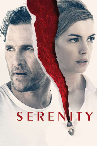 movie poster for Serenity