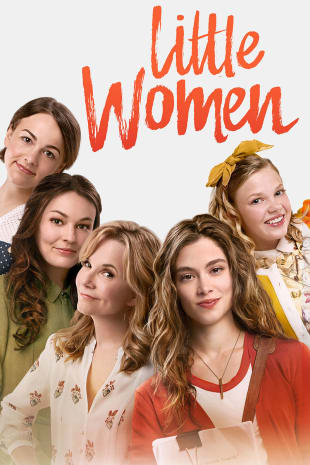 movie poster for Little Women (2018)