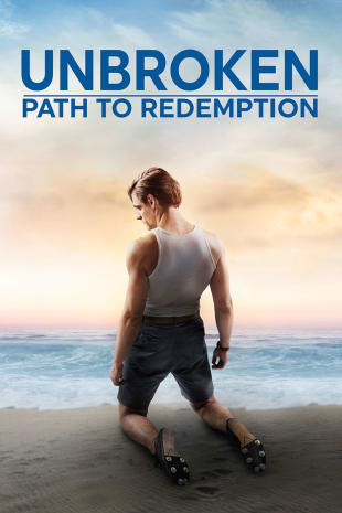 movie poster for Unbroken: Path To Redemption
