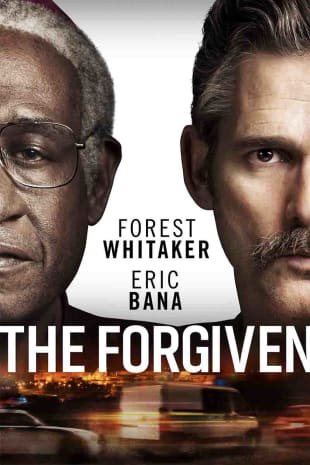 movie poster for The Forgiven