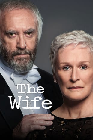 movie poster for The Wife