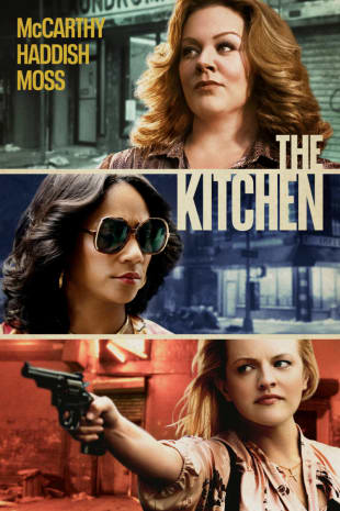 movie poster for The Kitchen