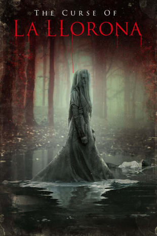 movie poster for The Curse Of La Llorona