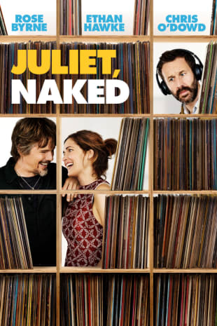 movie poster for Juliet, Naked