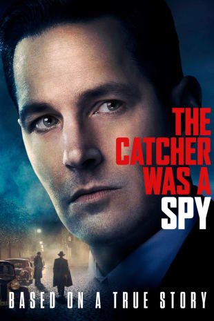 movie poster for The Catcher Was A Spy