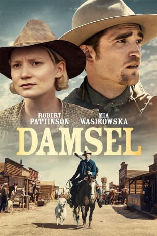 movie poster for Damsel