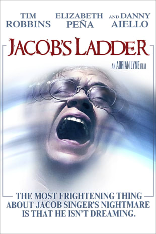 movie poster for Jacob's Ladder