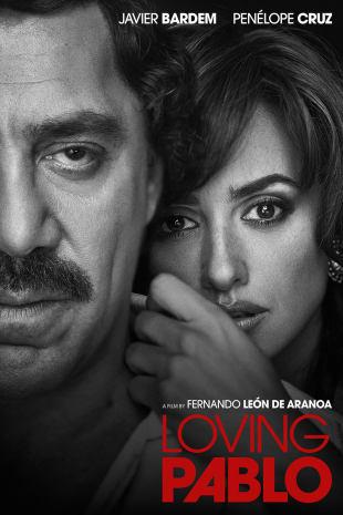 movie poster for Loving Pablo