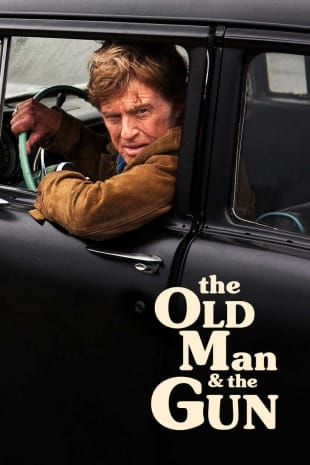 movie poster for The Old Man & The Gun