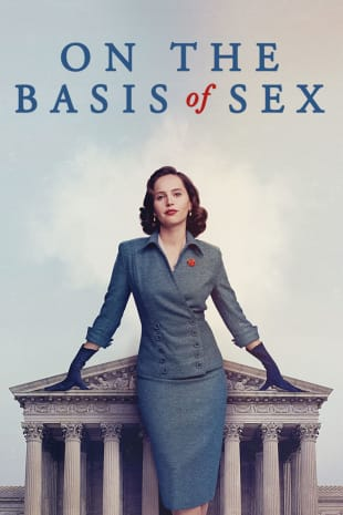 movie poster for On the Basis of Sex