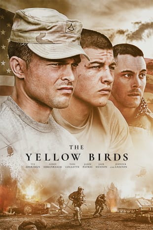 movie poster for The Yellow Birds