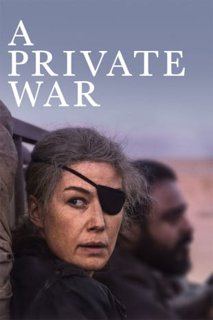 movie poster for A Private War