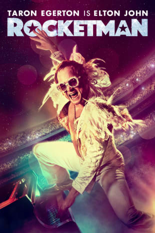 movie poster for Rocketman