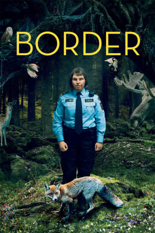 movie poster for Border (2018)