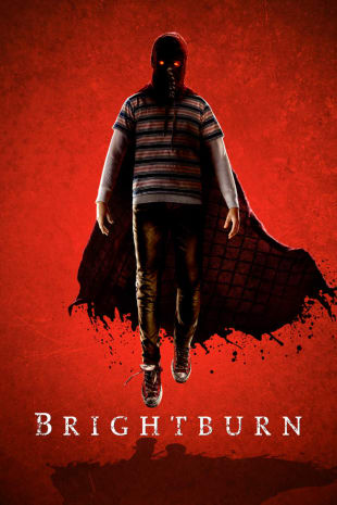 movie poster for Brightburn