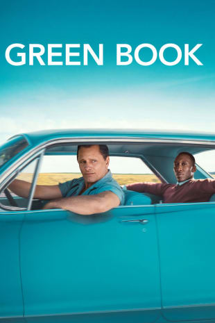 movie poster for Green Book