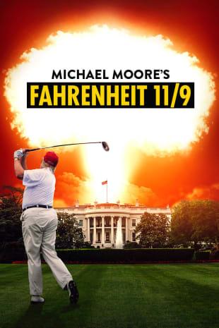 movie poster for Fahrenheit 11/9