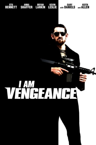 movie poster for I Am Vengeance