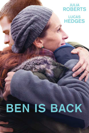 movie poster for Ben Is Back