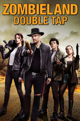 movie poster for Zombieland: Double Tap
