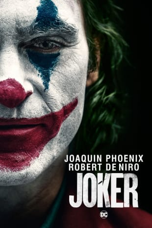 movie poster for Joker