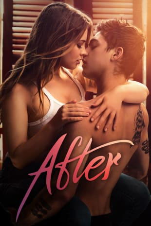 movie poster for After